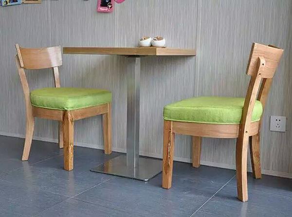 中式快餐厅桌椅