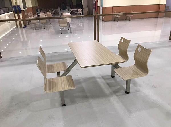 快餐厅桌椅定制