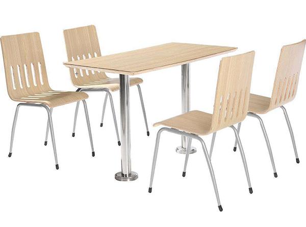 快餐厅桌椅厂家