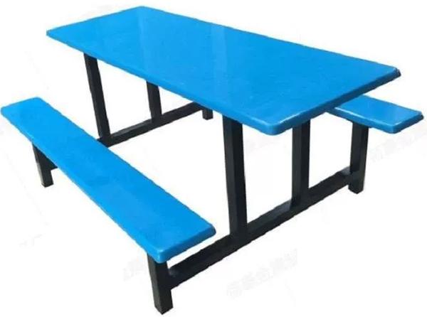 学校餐厅餐桌椅定制