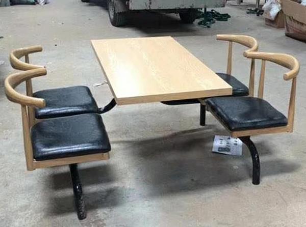 食堂餐桌椅厂家