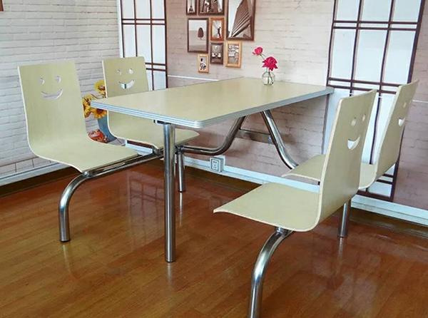 食堂餐桌椅定制