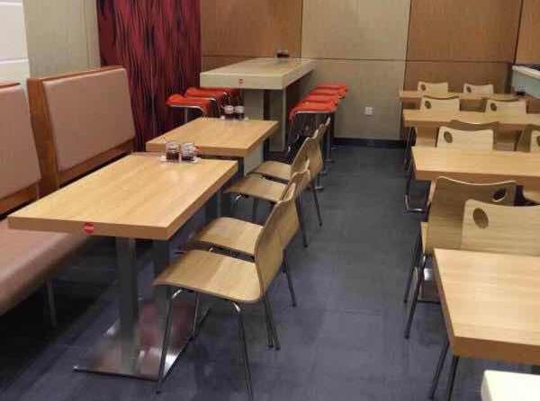 西餐厅桌椅价格