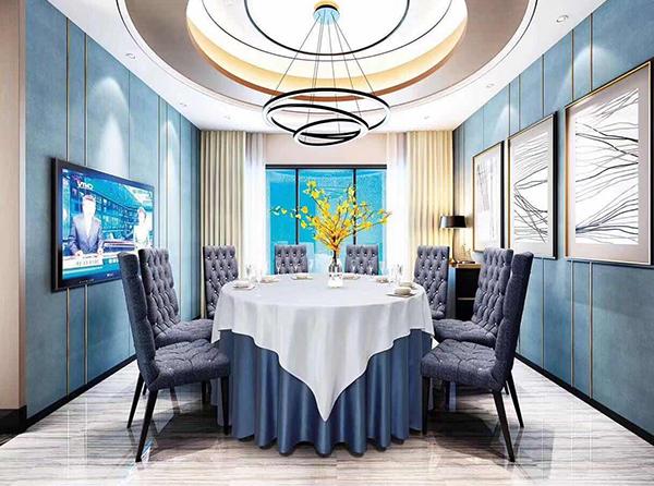 宴会厅餐桌椅