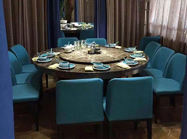 中式餐桌椅厂家