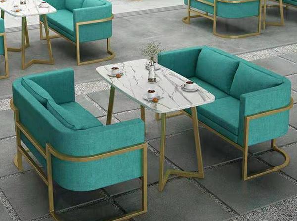 咖啡厅桌椅定制
