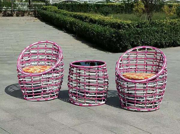 藤编椅子价格