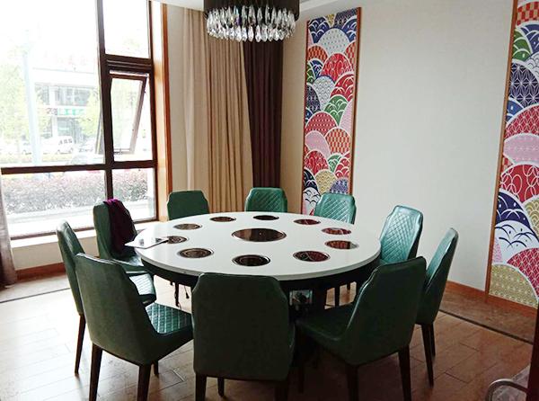 劉家峽福門火鍋訂購火鍋桌椅