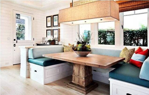 家里装修布置别买整套餐桌椅聪明人更喜欢这样设计