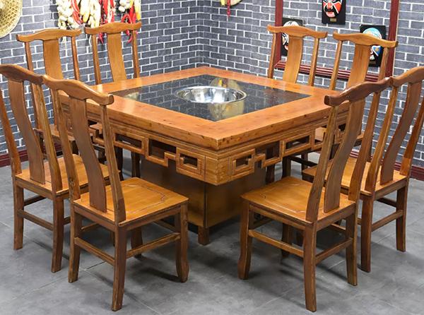 火锅店如何选择合适的无烟火锅桌?需考虑哪些因素?