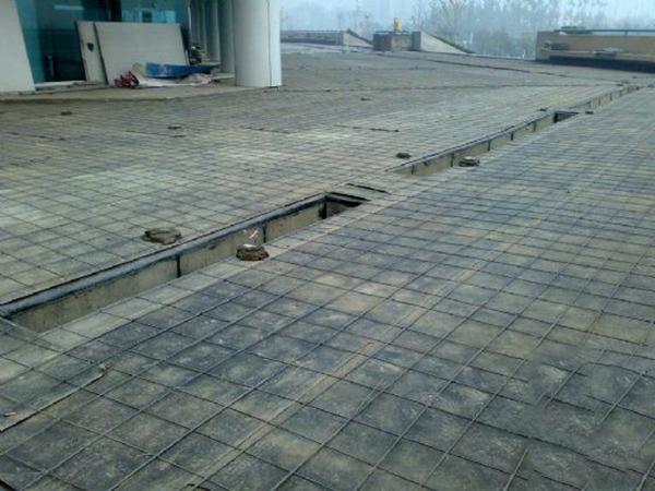 新旧屋面防水工程