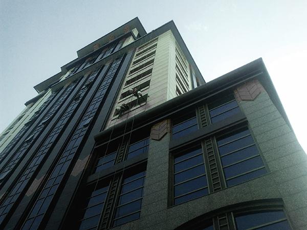 大厦外墙防水工程