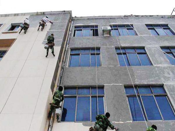 楼面外墙防水工程