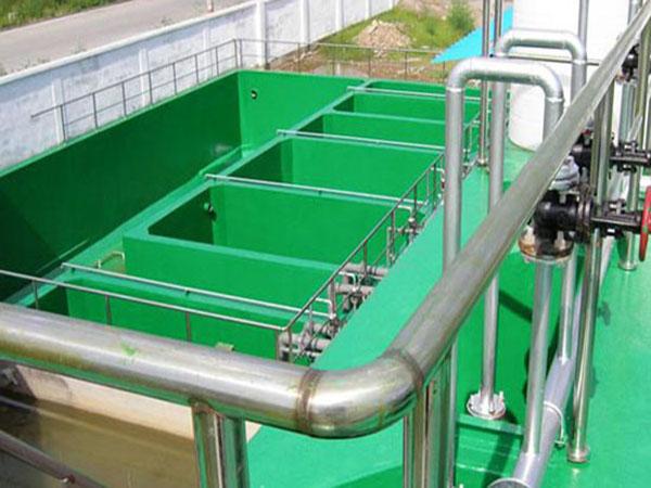 酸碱池防腐工程