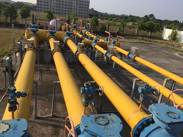 甘肃天然气管道防腐工程