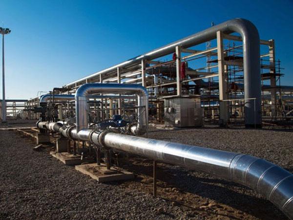 甘肃石油管道防腐工程