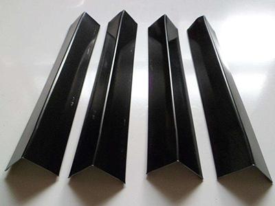 黑色烤漆龙骨