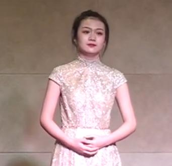 张雪怡 (学生)《一抹夕阳》