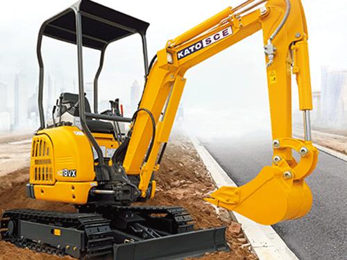 加藤挖掘机HD18VX