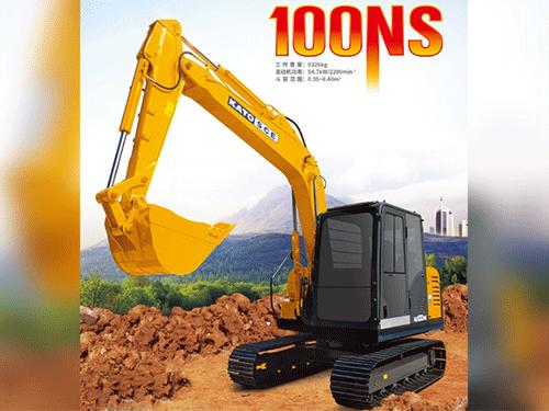 加藤挖掘机HD100NST
