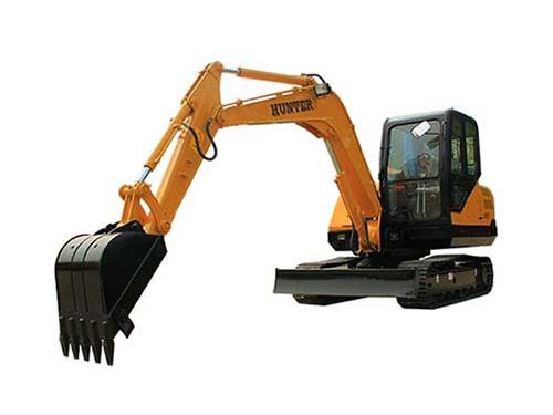HT70履带挖掘机