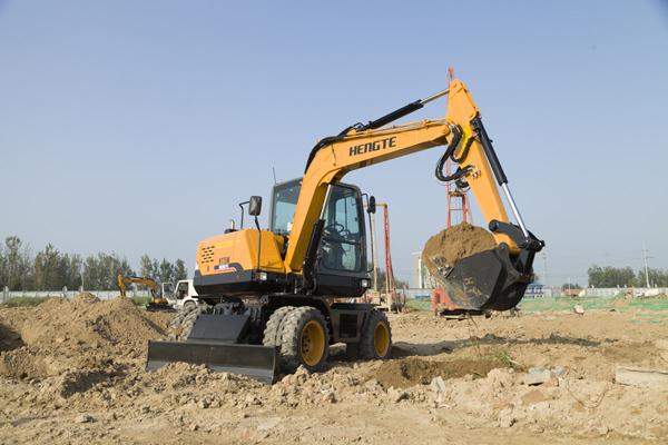 HT75W挖掘机