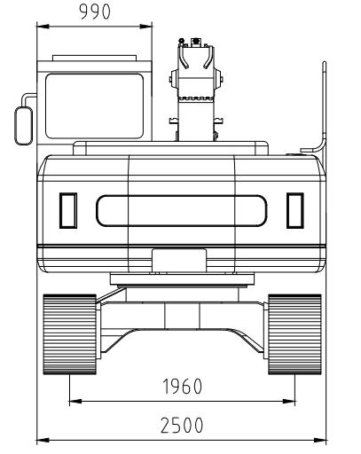 恒特挖掘机HT150-7