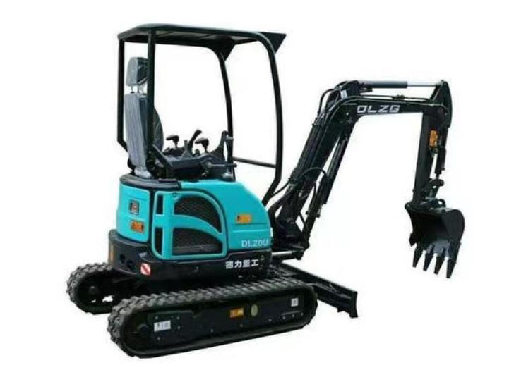 「小型挖掘机」常见故障及解决方法