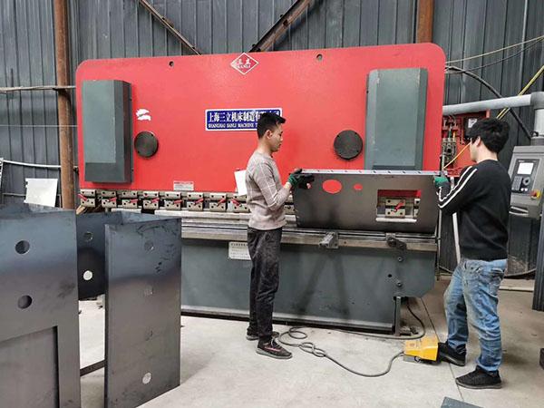 焊接结构加工