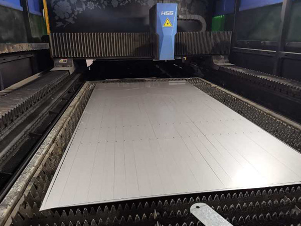 铝板加工激光切割