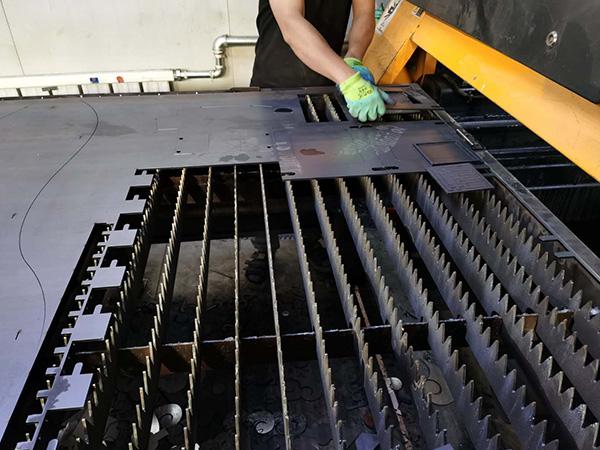 金属加工激光切割