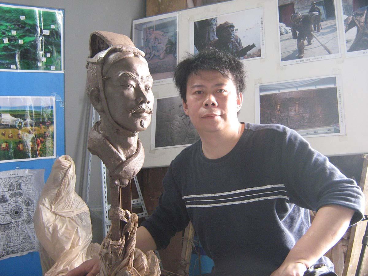 雕塑基础知识