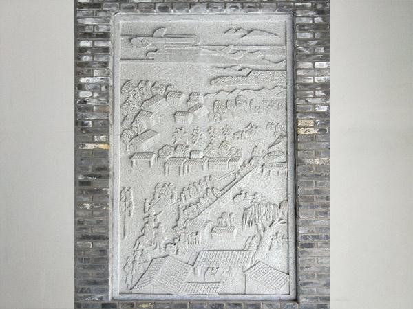 兰州石雕浮雕厂家