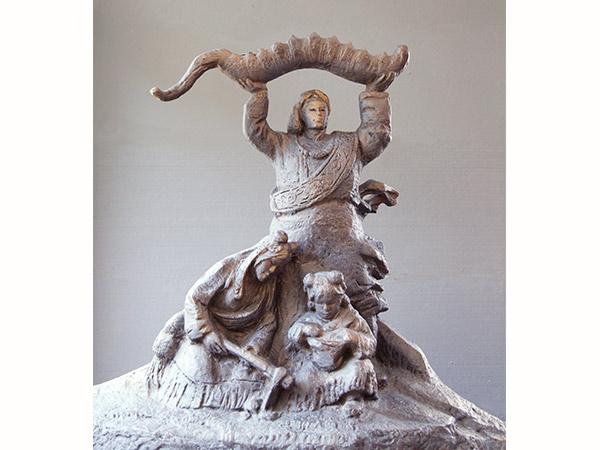 甘肃城市铸铜雕塑制作