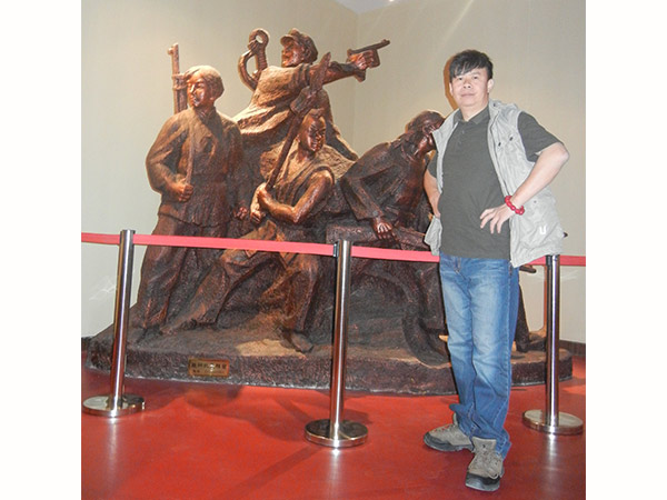 甘肃红色文化雕塑设计