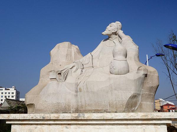 西宁主题城市雕塑
