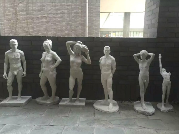 甘肃体育公园雕塑定制