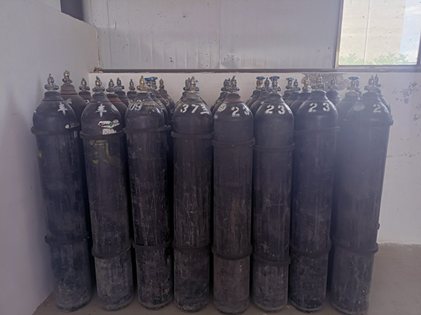 高纯氮气供应