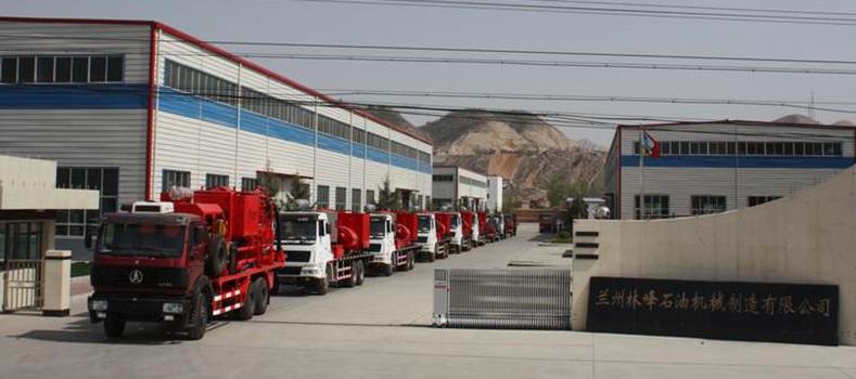 林峰石油机械制造厂区