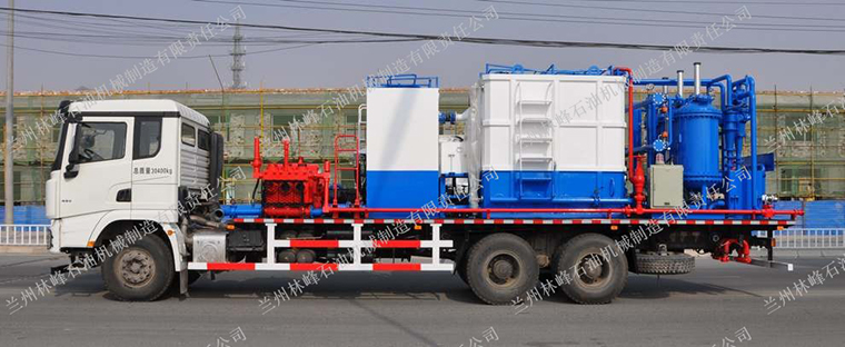 LLF5300TJC40洗井车