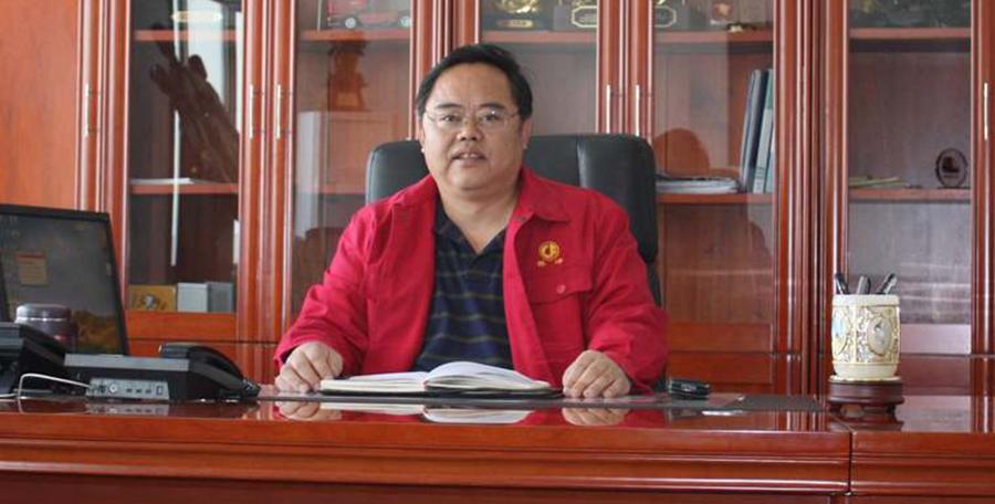 林峰石油机械制造公司总经理