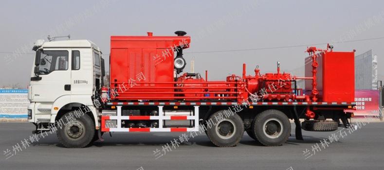 分享油田压裂车的使用和定义