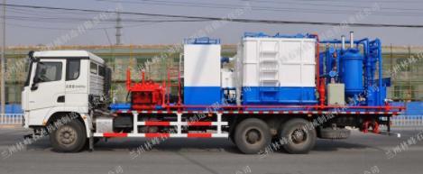浅谈兰州油田洗井车产品优势介绍
