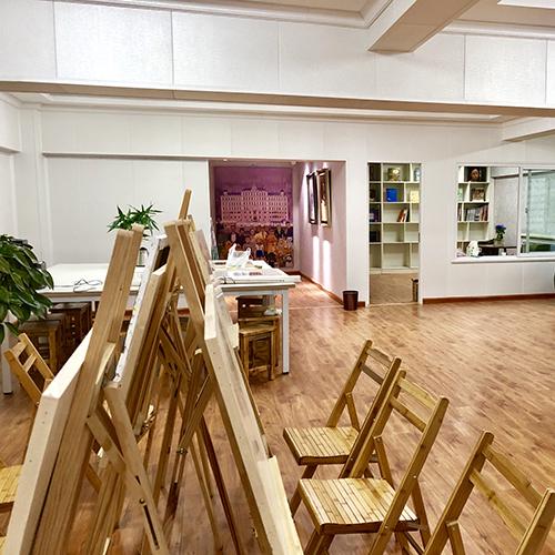 美术生怎么选择画室?如何选择兰州美术画室?