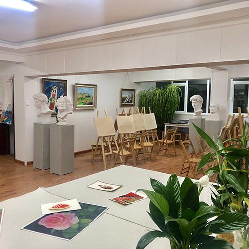 画室绘图区