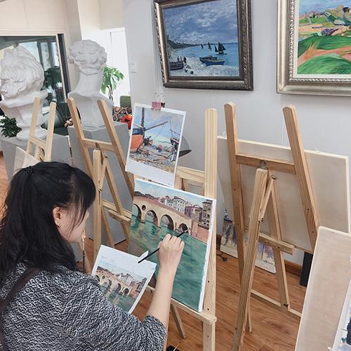 兰州成人美术培训画室