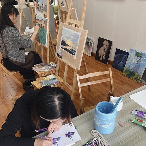 兰州画室培训学校