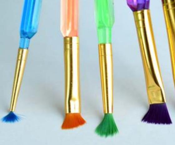 水粉画着色技巧,水粉画你会着色吗?