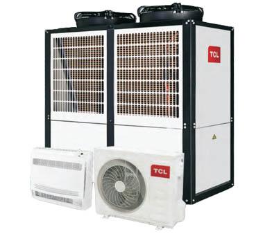 TCL空气源热泵优势