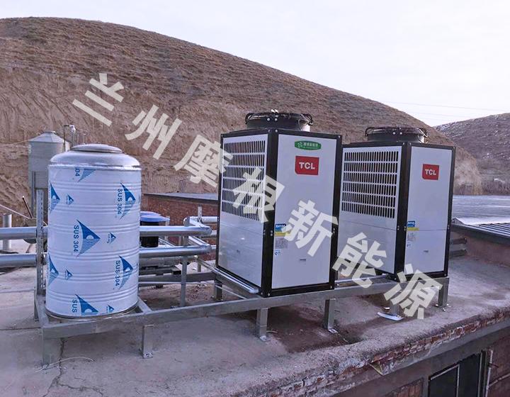 永登养猪场供暖工程